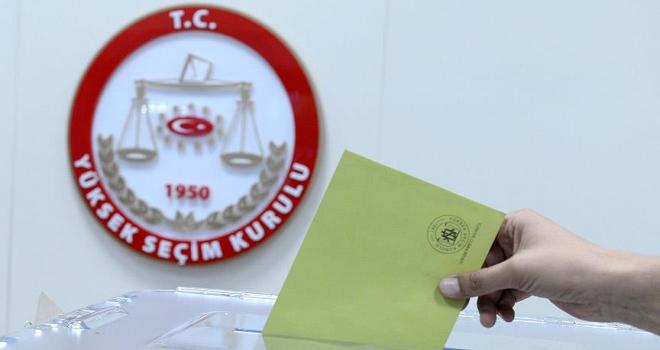 Yerel seçimlere 13 siyasi parti katılacak