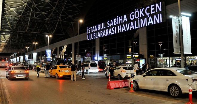 Sabiha Gökçen yılbaşı tatilinde 455 bin yolcuyu ağırladı