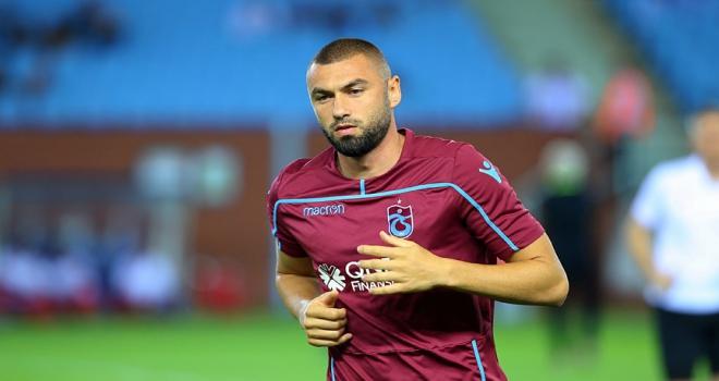 Trabzonspor Burak Yılmazı KAPa bildirdi