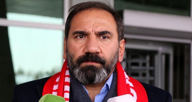 Sivasspor Kulübü Başkanı Otyakmaz: Robinhonun gidişi bizi hedeflerimizden geri koymayacaktır