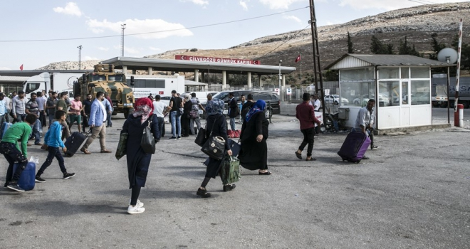 294 bin 480 Suriyeli ülkesine döndü