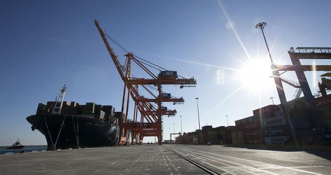 Egede 15 milyar dolar ihracat hedefi