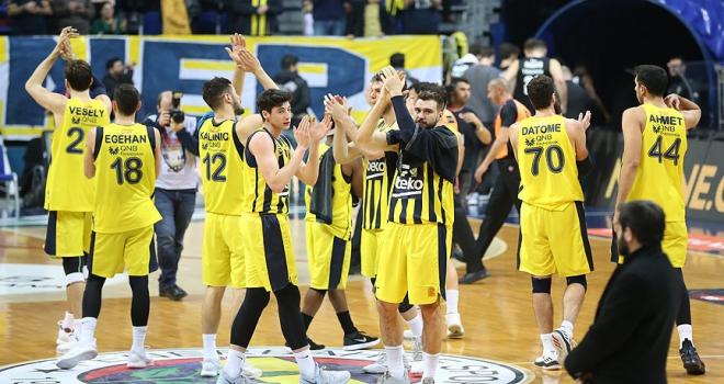 Fenerbahçe Avrupada durdurulamıyor