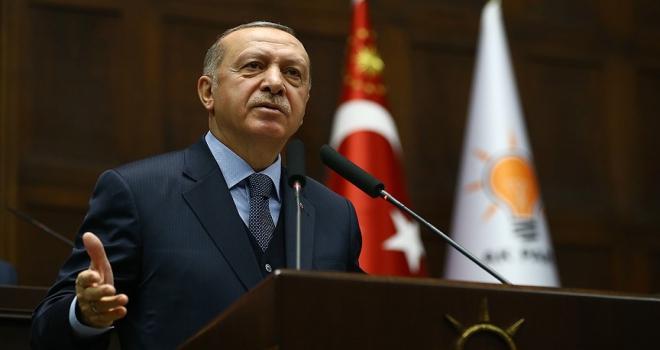 Erdoğandan faşizm çıkışı