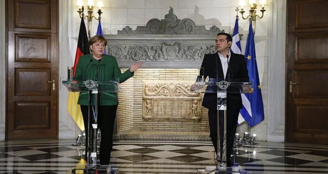Almanya Başbakanı Merkel: ABTürkiye göçmen mutabakatı istediğimiz gibi uygulanmadı