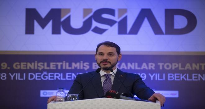 MÜSİAD 9. Genişletilmiş Başkanlar Toplantısı