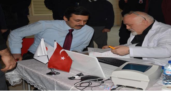 Kırıkkale Cumhuriyet Başsavcılığından kan bağışı etkinliği