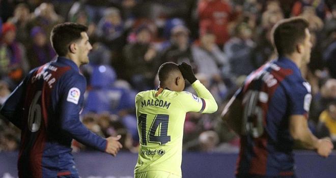 Barcelona Kral Kupasında Levanteye 21 yenildi