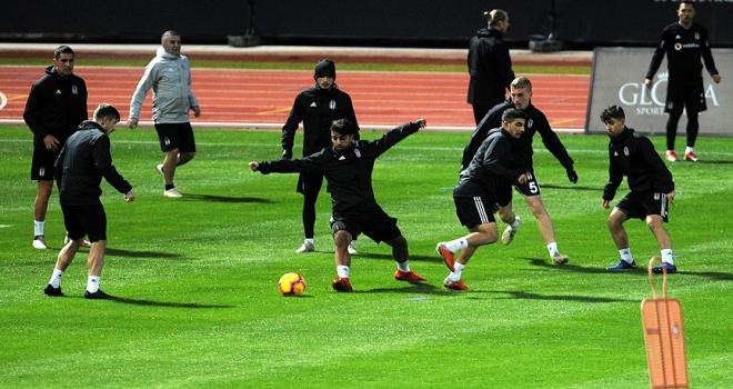Beşiktaşın hazırlık maçı iptal oldu