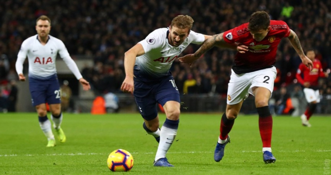 Manchester United, Tottenham deplasmanında galip