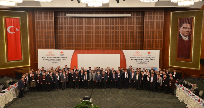 Enerji ve Tabii Kaynaklar Bakanlığı ve EMSADtan ortak çalıştay