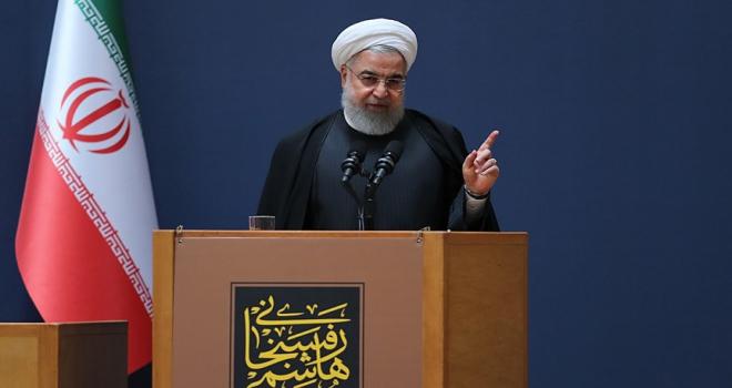 İran Cumhurbaşkanı Ruhani: İranın ilk operasyonel uydusu günlük bilgi aktaracak