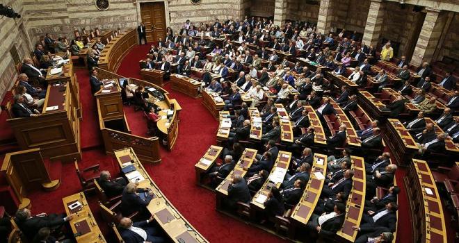 Yunanistanda hükümete destek açıklamaları ANELi böldü