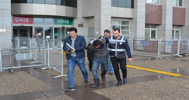 Aksarayda kablo hırsızlığı iddiası