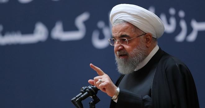 İrandan ABDye Müzakere istiyorsanız yaptırımları kaldırın mesajı