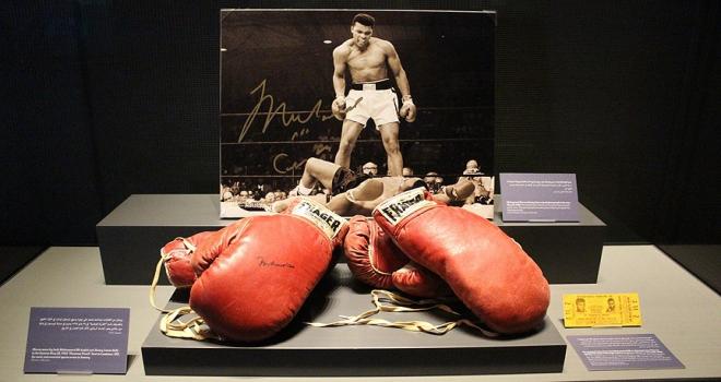Efsanevi boksör Muhammed Alinin adı havalimanında yaşayacak
