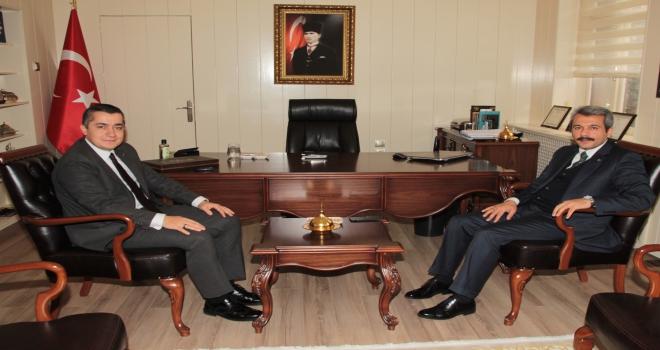 Gençlik ve Spor Bakan Yardımcısı İhsan Selim Baydaşın Beypazarı ziyareti