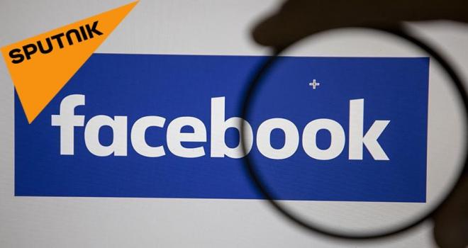 Facebooktan Sputnik bağlantılı hesaplara müdahale