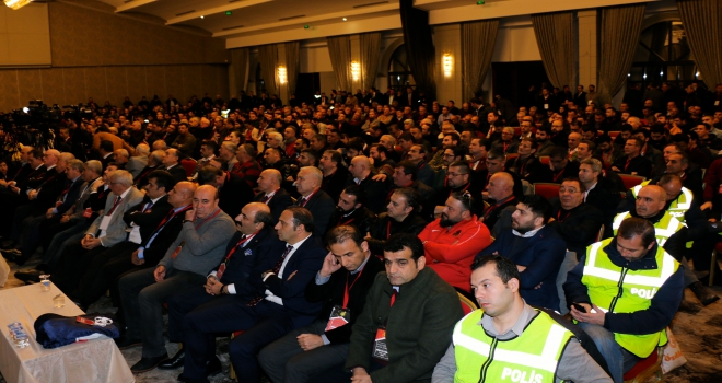 Eskişehirspor Kulübü Olağanüstü Genel Kurulu
