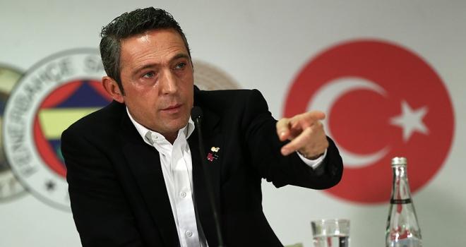 Fenerbahçenin transferde hedefi 5 mevki