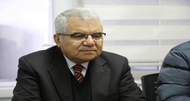 Hacıbektaş Belediye Başkanının CHPden istifa etmesi