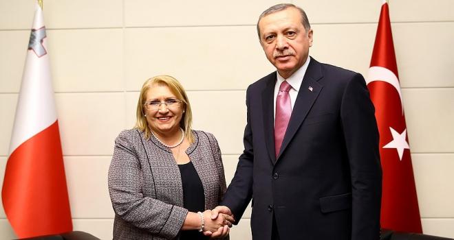 Malta Cumhurbaşkanı Preca Türkiyeye gelecek