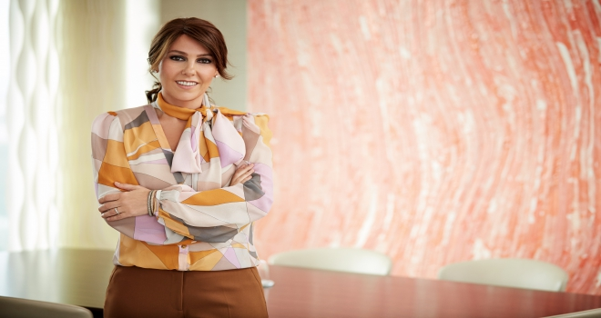 Hanzade Doğan Boyner, Davosta dijital dönüşümü anlattı