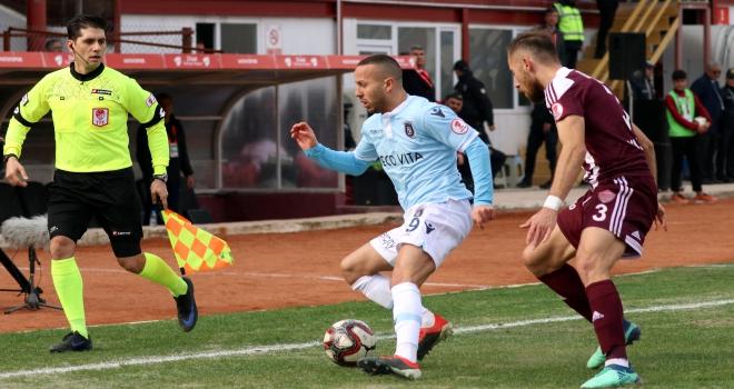 Medipol Başakşehir kupaya veda etti