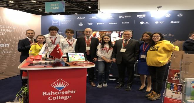 Bahçeşehir Koleji eğitim modelini Londrada tanıttı