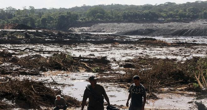 Brezilyada maden atık barajı çöktü: 200 kişiden haber alınamıyor