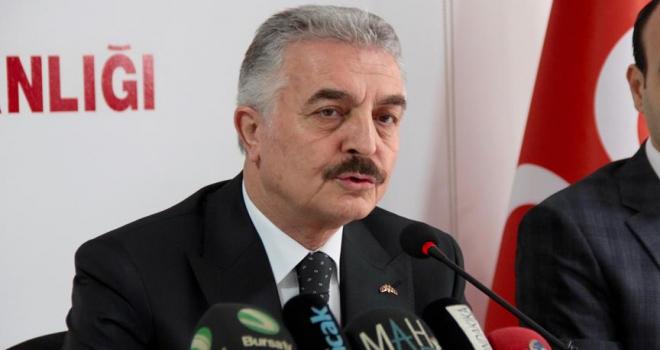 MHP Genel Sekreteri Büyükataman: MHPnin belediyelerden vazgeçtiğini söylemek sefil bir yalandır