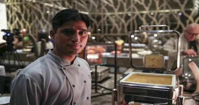 Ankarada Hindistan Yemek Günleri