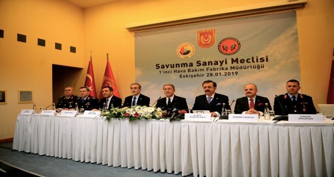 TOBB Savunma Sanayi Meclisi Toplantısı