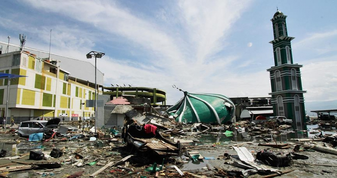 Dünyada 2018deki doğal afetlerin bilançosu ağır oldu