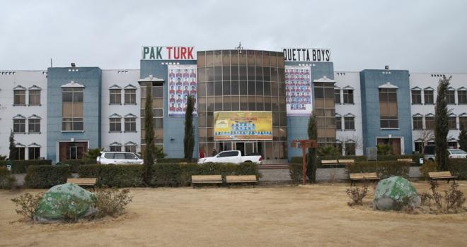 Pakistandaki FETÖ okullarının tamamının TMVye devri tamamlandı