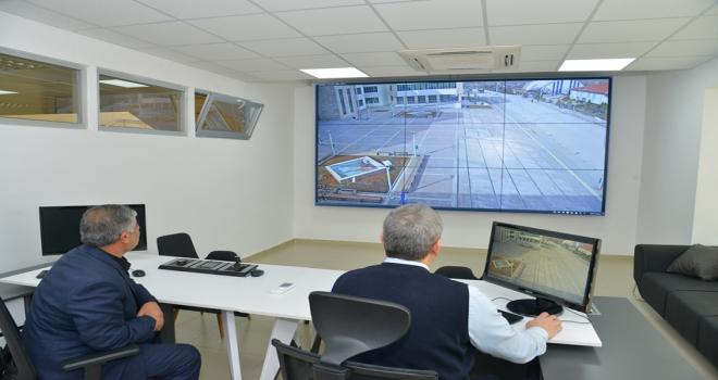 AEÜde EKampüs Projesi faaliyete geçti