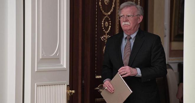 Boltondan Maduro ile iş yapmayın açıklaması