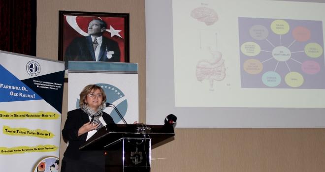 TGDnin Sindirim Sistemi Hastalıkları Bilgilendirme Programı