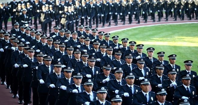 Bakan Soyludan polis alımı müjdesi