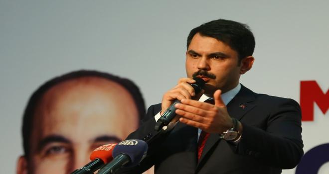 AK Parti tüm Anadolu'yu kucaklayan bir siyasi anlayıştır