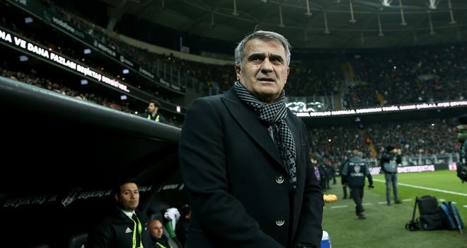 Beşiktaş Teknik Direktörü Güneş: İstifayı düşündüğüm iddiası tamamen yalandır
