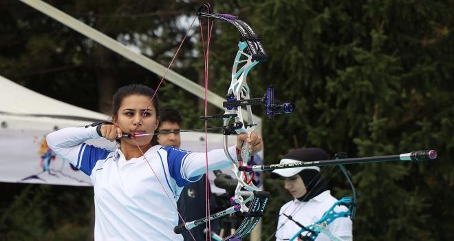 Gizem Elmaağaçlıdan Avrupa Şampiyonasında altın madalya