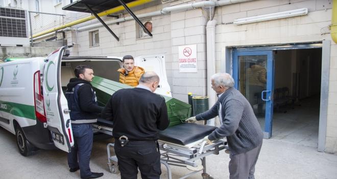 Ankarada sporcuları taşıyan midibüs devrildi: 1 ölü, 17 yaralı