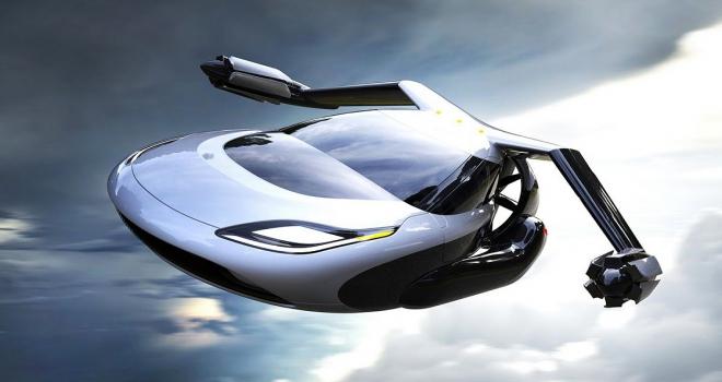 Malezyada uçan otomobil toplu taşıma ve nakliyede kullanılacak