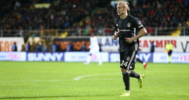 Beşiktaşlı Vidaya milli davet