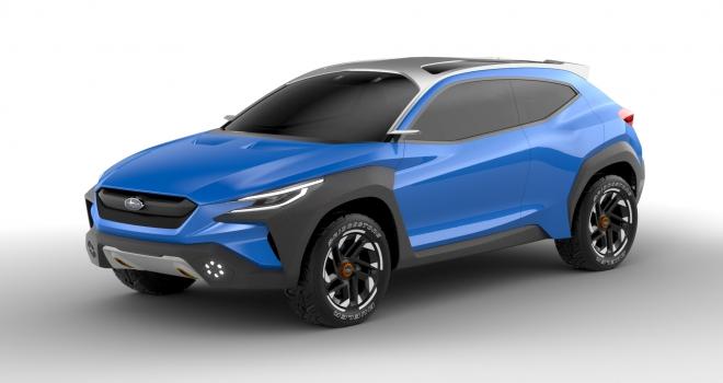 Subaru, Cenevrede yeni modellerini tanıttı