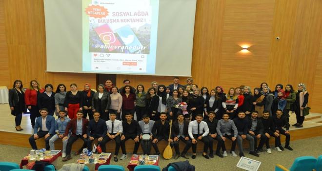Ahi Evran Üniversitesinde Kadınlar Günü etkinlikleri