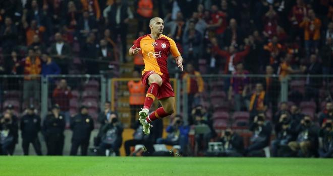 Galatasaraydan bol gollü galibiyet