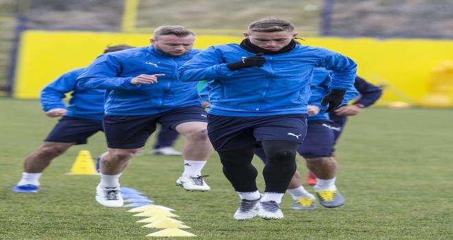 MKE Ankaragücünde Evkur Yeni Malatyaspor maçı hazırlıkları