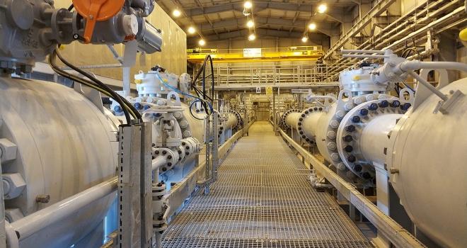 TANAPtan gelen gaz 4 milyar metreküpe ulaşacak